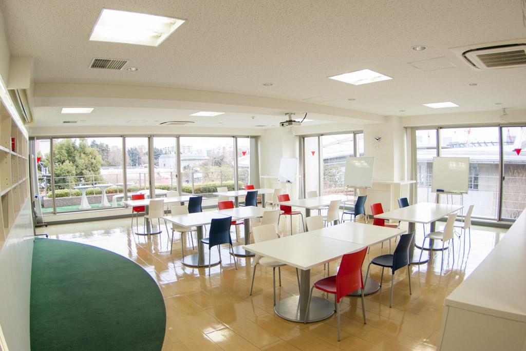ライブラリーカフェ/セミナールーム